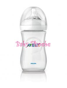 Philips Avent:Natural Bottle 9oz/260ml Single Pack