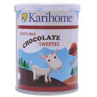 Karihome Goat Milk Chocolate Sweetie(150 sweeties)