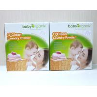 Baby Organix: O'Clean Laundry Powder *Twin Pack*