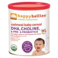 Happy Baby Happy Bellies-Organic Oatmeal Baby Cere...