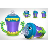 Nuby iMonster™ No-Spill™ Cup