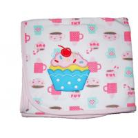 Receiving Blanket(Cup Cake)