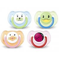 Philips Avent Orthodontic Soother 6-18m (Twin Pack)