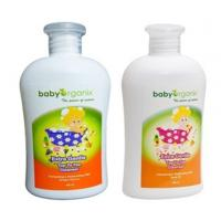 Baby Organix: Top To Toe Cleanser  *Twin Pack*