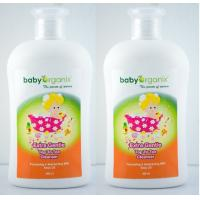 Baby Organix:Top To Toe Cleanser(Rose Oil)*Twin Pa...