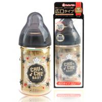 CHUCHUBABY:PPSU Wide Neck Feeding Bottle 160ML