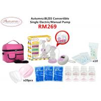 Autumnz Bliss Breastpump package