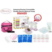 Autumnz Passion Breastpump Package