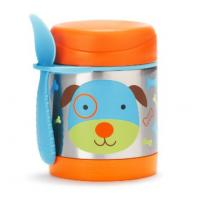 Skip Hop:Zoo Insulated Food Jar-dog