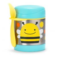 Skip Hop:Zoo Insulated Food Jar-bee