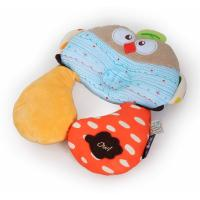 My Dear:Baby Cutie Pillow & Neck Cushion Set-OWL