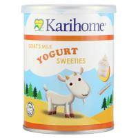 Karihome Goat Milk Yogurt Sweeties (70 sweeties)