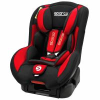 Sparco: Car Seat (New Born to 4years old)Red Colou...
