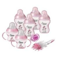 Tommee Tippee CTN Decorated Bottle Starter Set