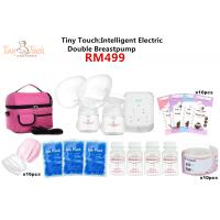 Tiny Touch Intelligent Electric Double Breast Pump...