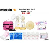 Medela Swing Maxi Double Breastpump Package
