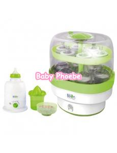Little Bean Digital Sterilizer Combo Set
