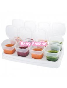 Treenie Breastmilk & Baby Food Freezer Cubes