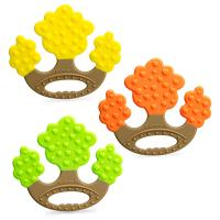 Mombella Apple Tree Silicone Teether