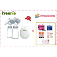 Treenie Kompakto Electric Double Breastpump Package