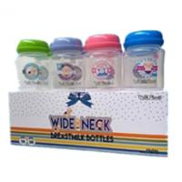 Milk Planet Wide Neck Breastmilk Storage Bottle-8pcs