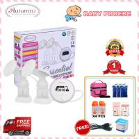 Autumnz Essential Double Electric Breastpump Packa...