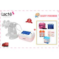 Lacte Duet Elite Rechargeable Electric Breast Pump Package