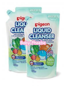 Pigeon Liquid Cleanser Refill 2x650ml