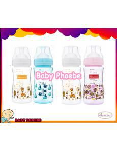 Autumnz PP Wide Neck Bottle 8oz/240ml (Twin)