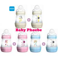 MAM Anti-Colic Bottle 160ml(Twin)
