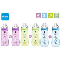 MAM Baby Bottle 330ml (Twin)