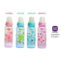 Pigeon Clear PP Bottle 240ml