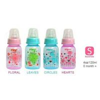 Pigeon Clear PP Bottle 120ml