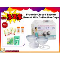 Freemie Closed System Breast Milk Collection Cups