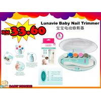 Lunavie Baby Electrc Nail Trimmer
