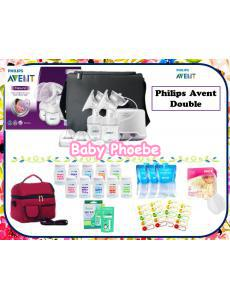 Philips Avent Double Electric Breastpump Package