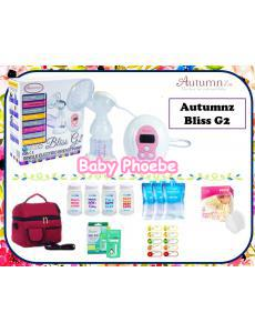 Autumnz Bliss G2 Single Electric Breastpump Package