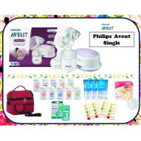 Philips Avent Single Electric Breast Pump Package