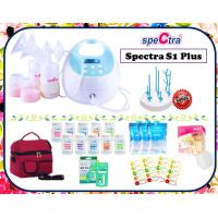 Spectra S1 Plus Double Electric Breastpump Package