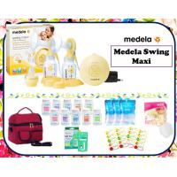 Medela Swing Maxi Double Electric Breastpump Package