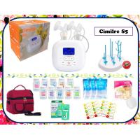 Cimilre S5 Double Electric Breastpump Package