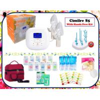 Cimilre S5 Double Electric Breastpump Package with Hands Free Kit