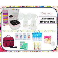 Autumnz Hybrid Duo Double Electric Breastpump Package