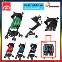 GB Pockit Plus/+ All-Terrain Version 2019 Ultra Co...