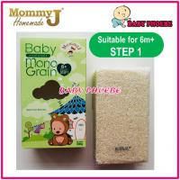 MommyJ/Mommy J Organic Baby Kids Toddler Rice 900g 6m+/8m+/10m+/18m+ 宝宝儿童有机米 (1pc)