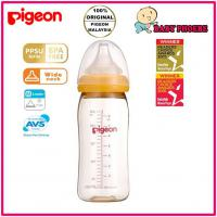 Pigeon Softouch Wide Neck PPSU Bottle 160ml/240ml (1pc)