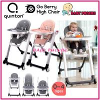 Quinton Go Berry Highchair