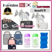 Haenim NexusFit 7V Portable Electric Breast Pump