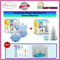 Autumnz 2-in-1 Steriliser & Steamer + Home Warmer