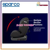 Sparco SK6001 Convertible Child Car Seat
